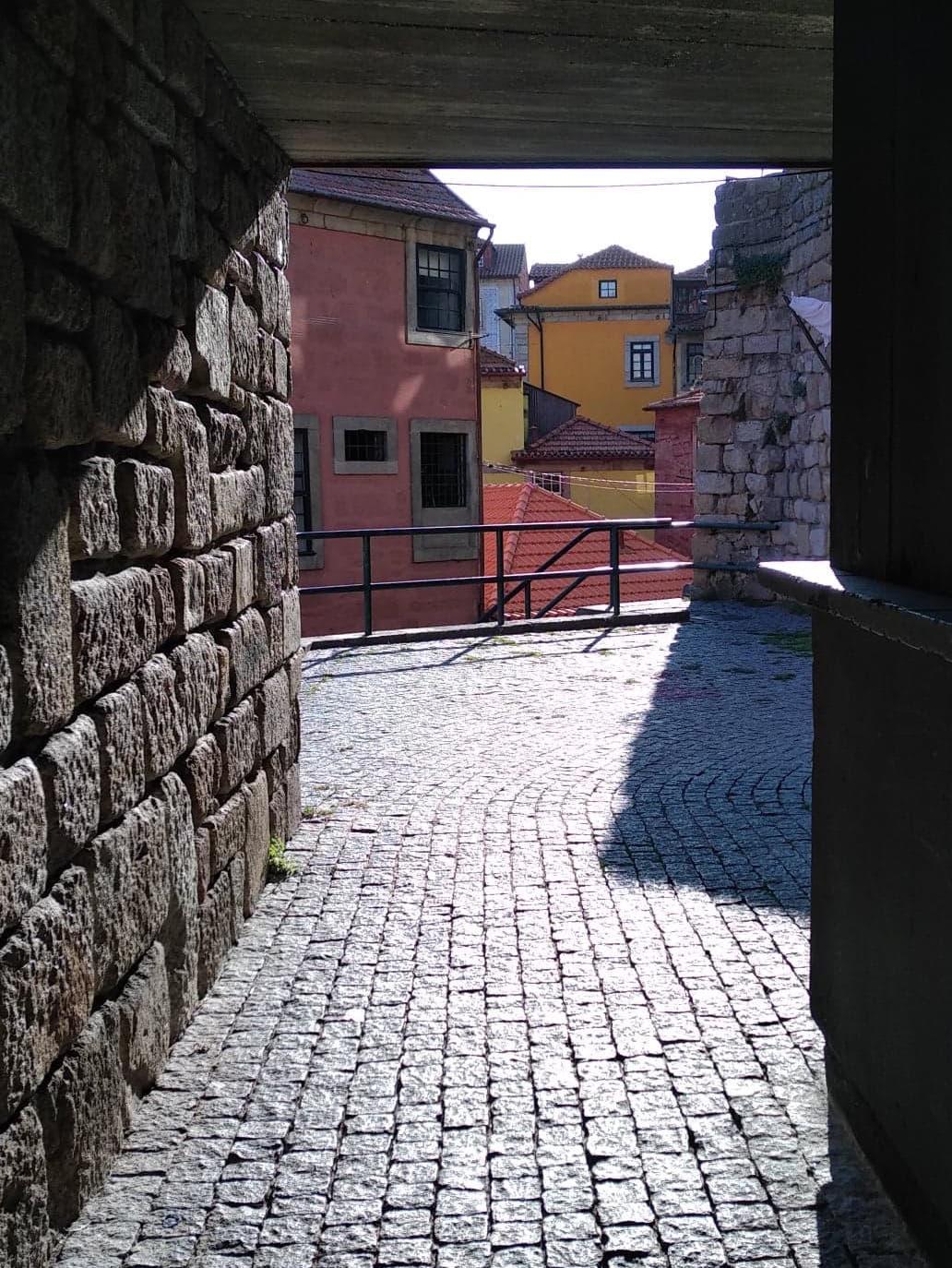 Les rues colorées de Porto